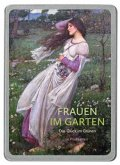 Frauen im Garten. 20 Postkarten