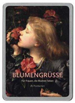 Blumengrüße. 20 Postkarten
