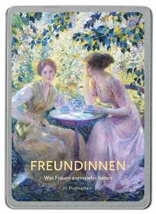 Freundinnen. 20 Postkarten