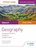 Edexcel AS/A-level Geography Student Guide 4: Geographical skills; Fieldwork; Synoptic skills
