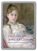 Frauen und ihre Katzen. 20 Postkarten