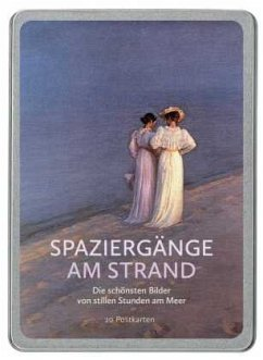 Spaziergänge am Strand. 20 Postkarten