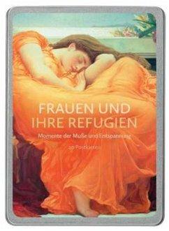Frauen und ihre Refugien. 20 Postkarten