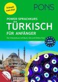 PONS Power-Sprachkurs Türkisch für Anfänger
