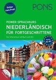 PONS Power-Sprachkurs Niederländisch für Fortgeschrittene