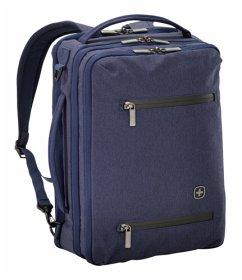 Wenger CityRock 15,6 Laptop Rucksack blau