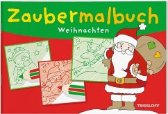 Zaubermalbuch Weihnachten (Mängelexemplar)