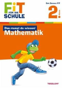 Das musst du wissen! Mathematik 2. Klasse (Mäng...