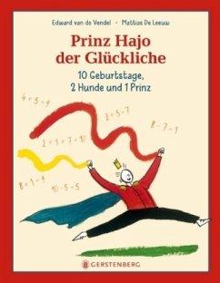 Prinz Hajo der Glückliche (Mängelexemplar) - Vendel, Edward van de