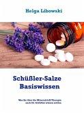 Schüßler-Salze Basiswissen (eBook, ePUB)