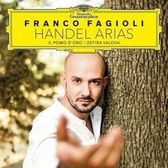 Handel: Arias - Fagioli,Franco/Il Pomo D'Oro