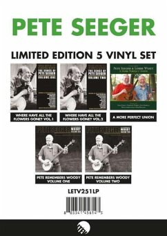 Limited Edition Vinyl Set