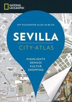 NATIONAL GEOGRAPHIC City-Atlas Sevilla - Lagrange-Leader, Florence; Bascot, Séverine