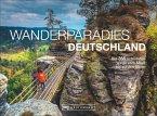 Tischaufsteller - Wanderparadies Deutschland