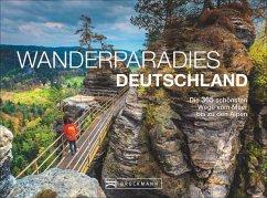 Tischaufsteller - Wanderparadies Deutschland - Weidenbach, Linda