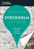 NATIONAL GEOGRAPHIC City-Atlas Stockholm