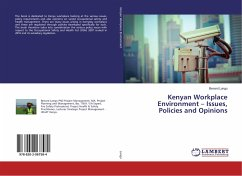 Kenyan Workplace Environment - Issues, Policies and Opinions