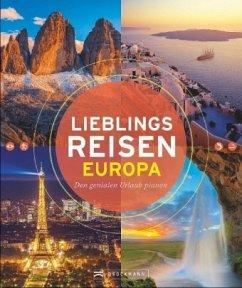 Lieblingsreisen Europa - Aubel, Henning