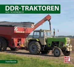 DDR Traktoren aus Schönebeck - Rönicke, Frank