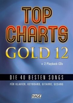 Top Charts Gold, m. 2 Audio-CDs