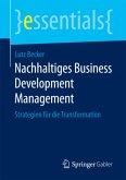 Nachhaltiges Business Development Management