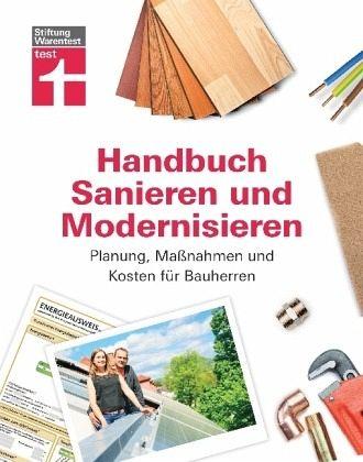 Handbuch Sanieren und Modernisieren - Burk, Peter