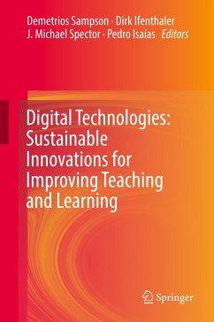 Digital Technologies: Sustainable Innovations f...