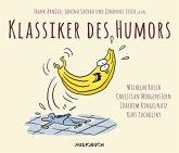 Klassiker des Humors - Sammlerausgabe, 4 Audio-CDs
