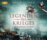 Der große Sturm / Legenden des Krieges Bd.4 (2 MP3-CDs)