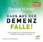 Raus aus der Demenz-Falle!, 1 Audio-CD