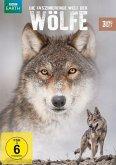 Die faszinierende Welt der Wölfe (3 Discs)