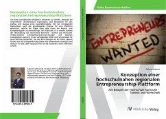 Konzeption einer hochschulnahen regionalen Entrepreneurship-Plattform - Lettner, Gabriel