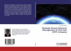 Strategic Human Resource Management of Viet Cafe (VCF) Company