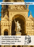 Zur Geschichte des letzten Obotritenfürsten Niklot, seiner Söhne und der alten Slawenburg Dobin (eBook, ePUB)