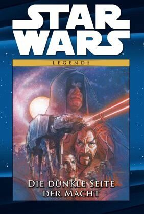 Buch-Reihe Star Wars - Comic-Kollektion