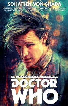 Buch-Reihe Doctor Who - Der elfte Doktor
