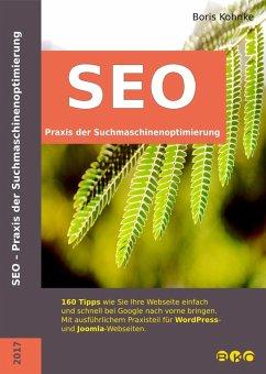 Praxis der Suchmaschinenoptimierung (SEO) (eBook, ePUB) - Kohnke, Boris