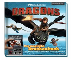 Dragons: Das magische Drachenbuch (Augmented Reality) - Stead, Emily