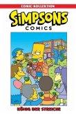 König der Streiche / Simpsons Comic-Kollektion Bd.7
