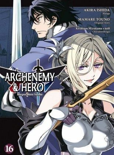 Buch-Reihe Archenemy & Hero - Maoyuu Maou Yuusha