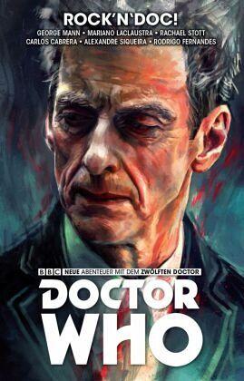 Buch-Reihe Doctor Who - Der zwölfte Doktor