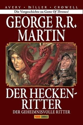 Buch-Reihe Der Heckenritter