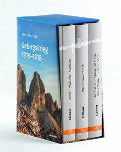 Gebirgskrieg 1915-1918 - Lichem, Heinz von