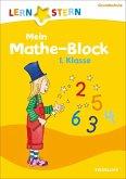 Lernstern: Mein Mathe-Block 1. Klasse (Mängelexemplar)