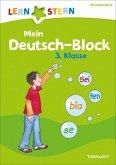 Mein Deutsch-Block 3. Klasse (Mängelexemplar)