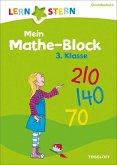 Mein Mathe-Malblock 3. Klasse (Mängelexemplar)