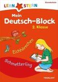 Lernstern: Mein Deutsch-Block 2. Klasse (Mängelexemplar)
