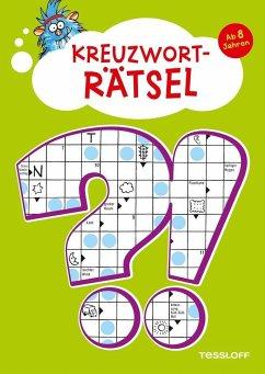 Kreuzworträtsel. Ab 8 Jahren (Mängelexemplar)