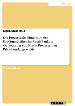 Die Prozessuale Dimension des Kreditgeschäftes ...