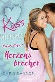 Küss niemals einen Herzensbrecher (Mängelexemplar)